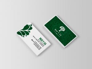 In name card, card visit lấy liền cực đẹp