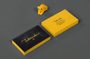 In name card Gò Vấp