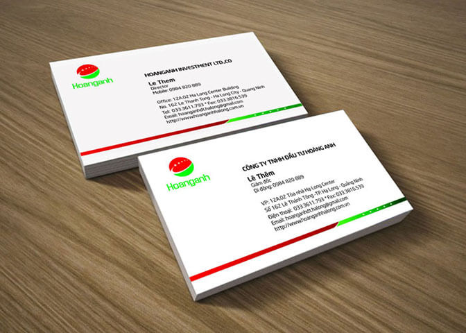 In name card giá rẻ quận 10