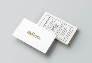 In name card 1 hộp