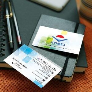 Mockup Namecard Avimex